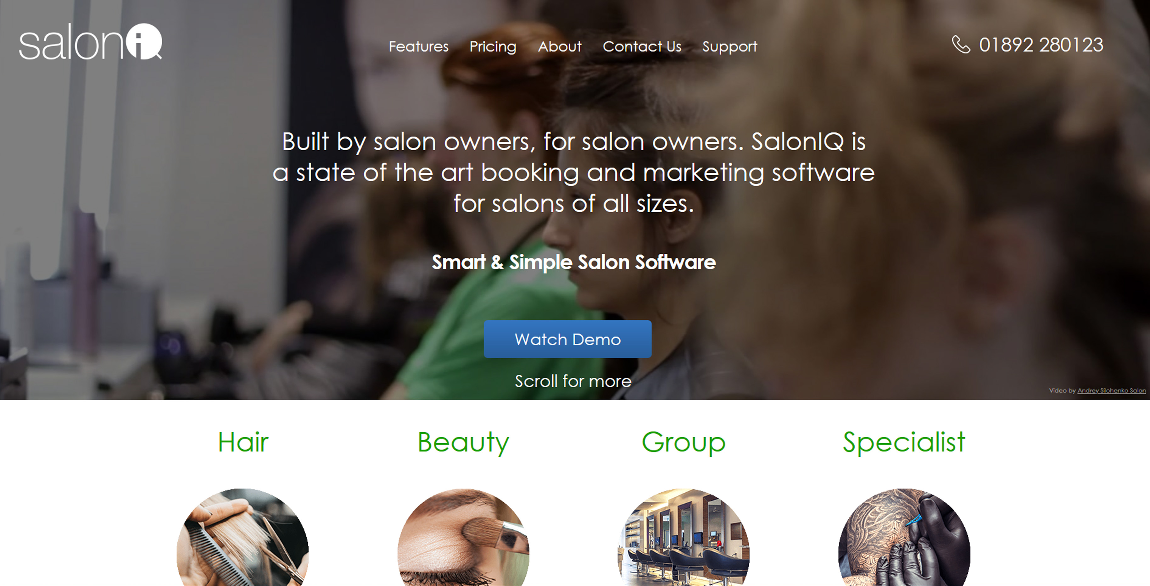 Intelligent Salon Software Ltd, Tunbridge Wells, Kent, TN1 1EN