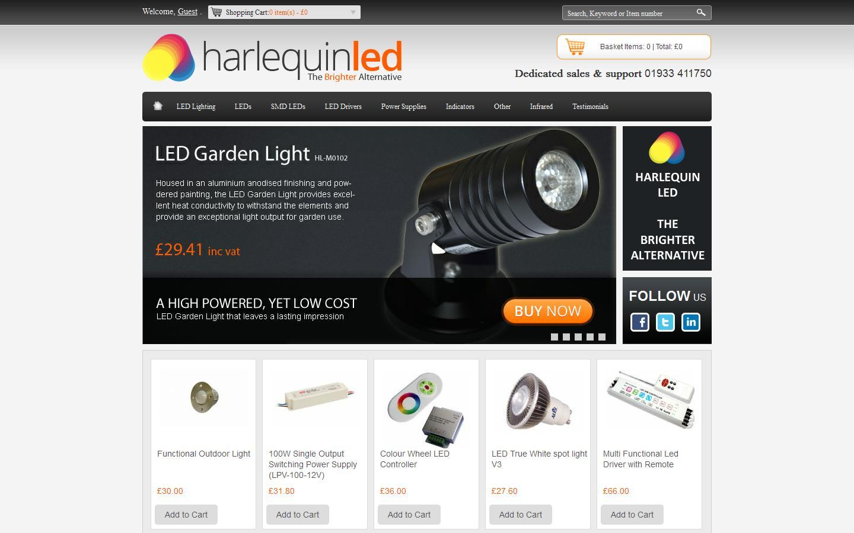 harlequin electronics rushden nn10 6bp