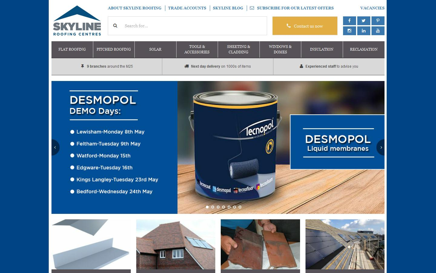 Skyline Roofing Centre Kings Langley 12 300 About Roof