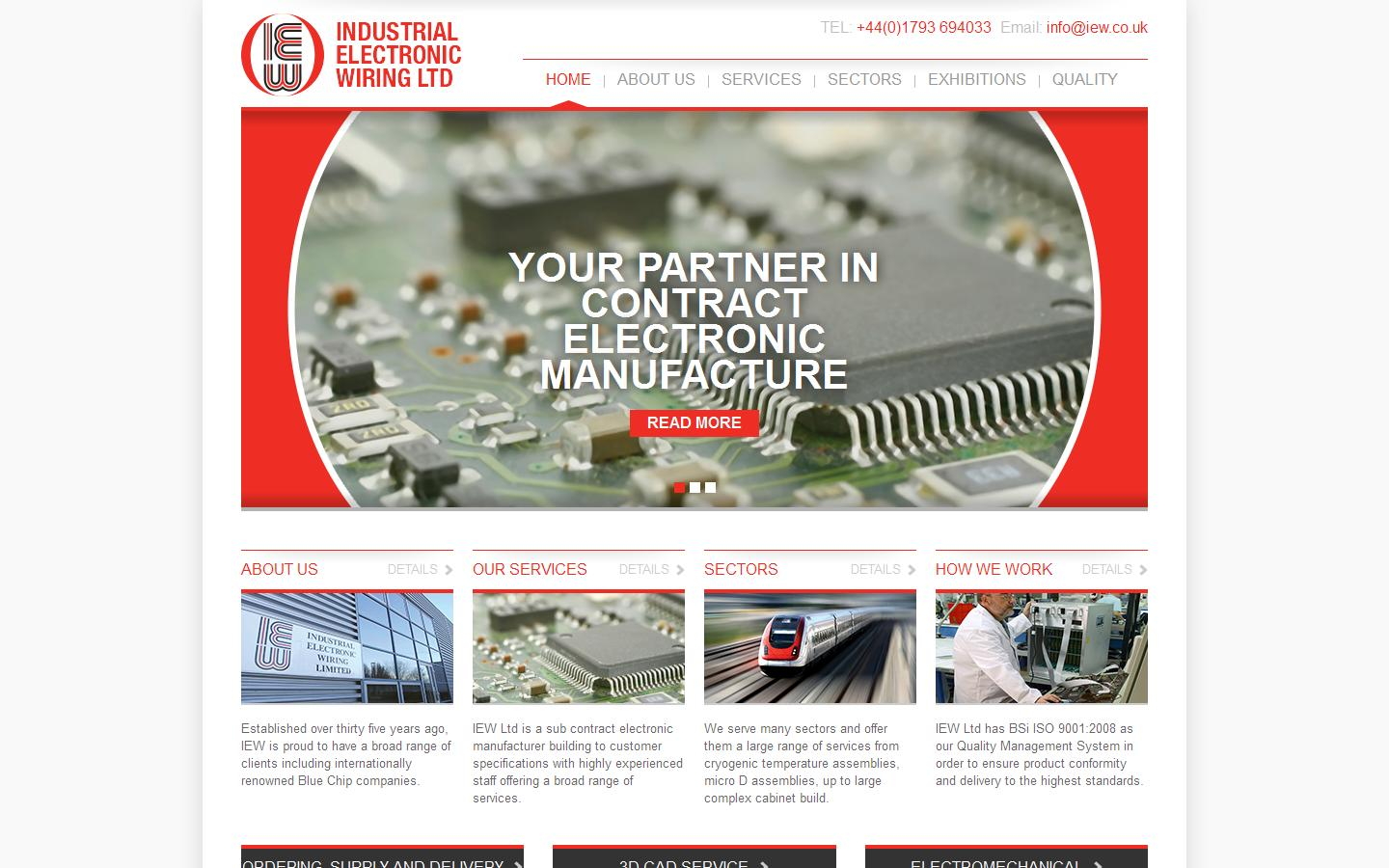 Surprising Industrial Electronic Wiring Ltd Swindon Wiltshire Sn2 8Uu Wiring 101 Breceaxxcnl