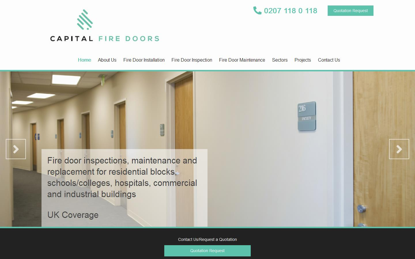 Capital Fire Doors, Whyteleafe, Surrey, CR3 0BL on