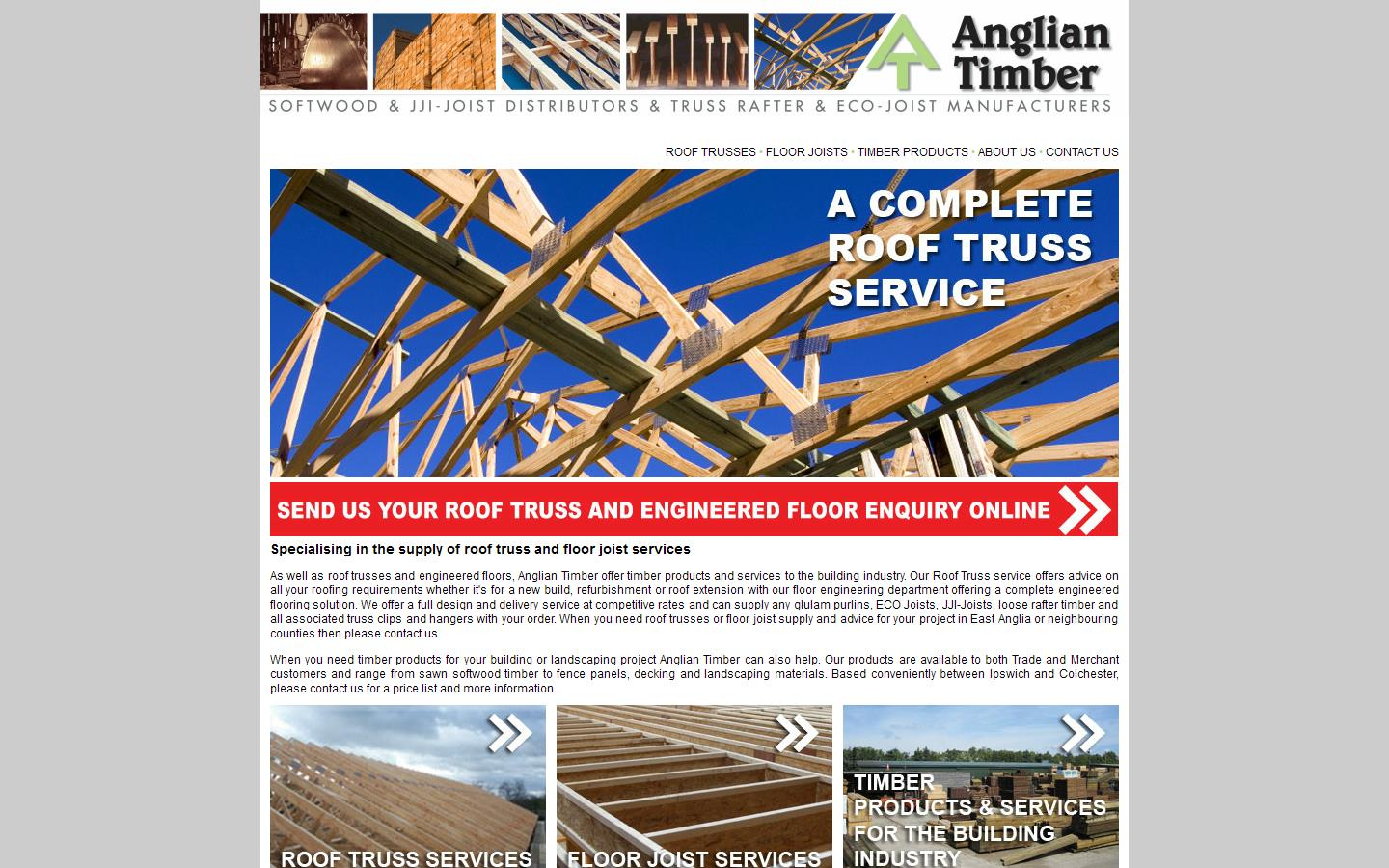 Anglian Timber, Manningtree, Essex, CO11 2RS