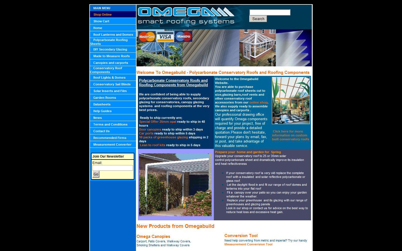 Omega Roofing Plastics Ltd South Molton Devon Ex36 4le