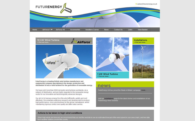 FuturEnergy Ltd, Stratford upon Avon, Warwickshire, CV37 8BT