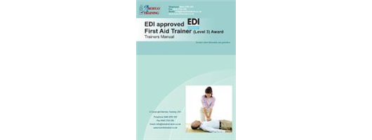 First Aid Trainer Manual