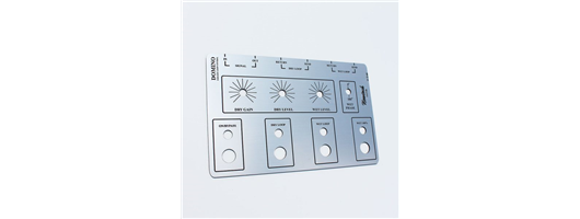 Control Panels, Legends & Inserts
