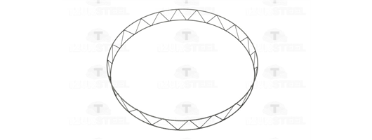 Wire Spacers Circular Shape