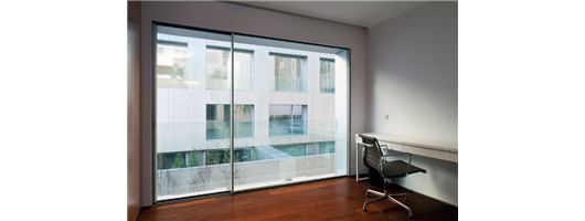Sieger Slim Sliding Doors
