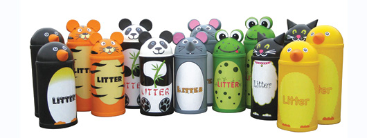 Theme Bins - Animal Bins