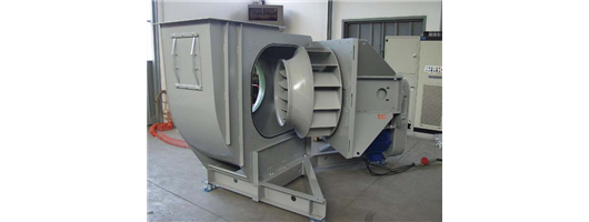 Swing out impeller
