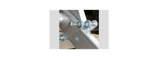 Ladder Link Clamps