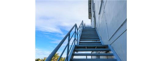 Fire Escape Staircases & Safety Stairs
