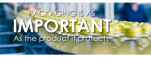 Packaging is as IMPORTANT as the product it protects