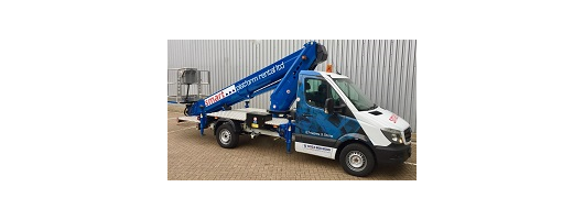 Why Self-Drive Hire a Van Mount Cherry Picker