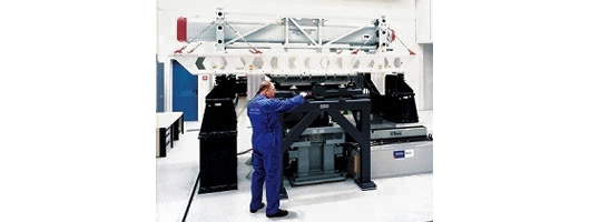 Service Installation and Upgrade solutions Electrodynamic and Hydraulic Simulation Systems