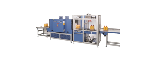 Sleeve Wrapping Machines - BVM
