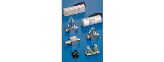 Static Mixers and Piezo Valves