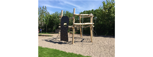 Robinia Timber Play Equipment