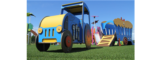 Themed Play Vehicles