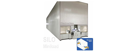 Miniload Automated Warehouse