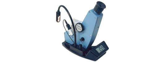 Bellingham & Stanley; Abbe 5 refractometer for education