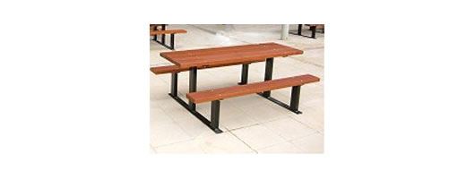 Beaufort Picnic Tables