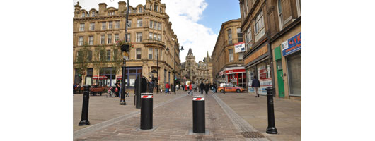 City Centre Traffic Management in Bradford
