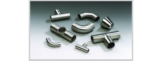Hygienic Process Tubes & Fittings
