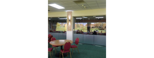 Glass Folding Partitions