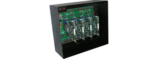 8-Door Concentrator for PXL-500 Controllers from Keri Systems