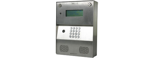 EntraGuard Silver Telephone Entry System from Keri Systems