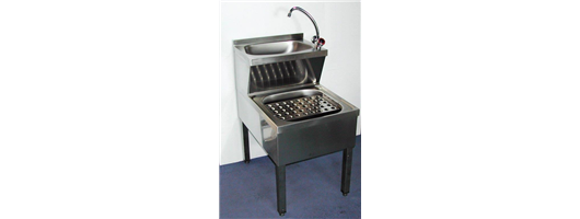 Janitorial Sinks Stainless Steel