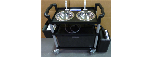 Mobile Handwash Trollies