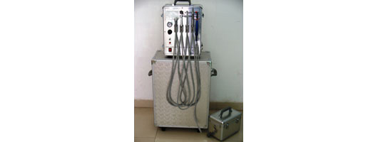Transport Box for Dental Unit MDU 5 from NewCoDent Ltd