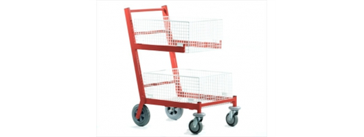Office & Mesh Trolleys