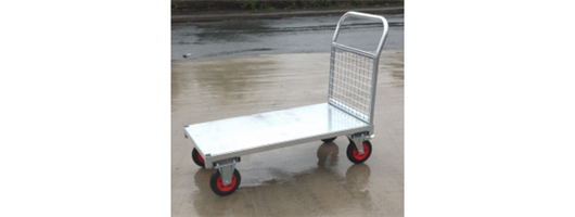 Platform Trucks - Galvanised