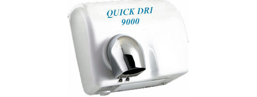 Quick Dri 9000 Automatic Hand Dryers
