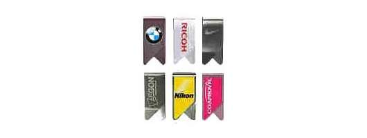Promobox Metal Paperclips
