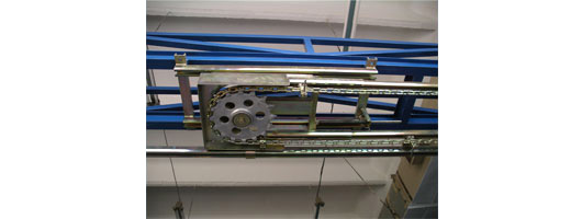 Powered Overhead Conveyors