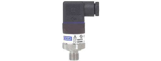 Pressure transmitter for general industrial applications Model A-10