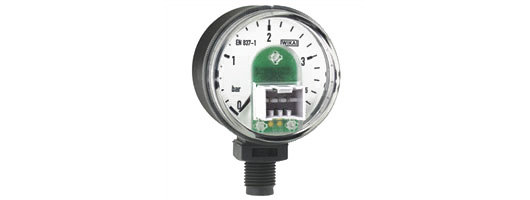 Bourdon Tube Pressure Gauges with Electrical Output Signal Standard Version Type PGT11
