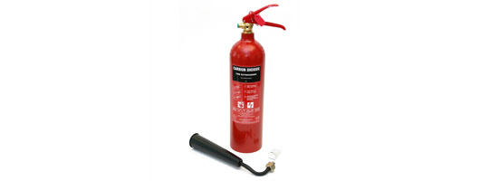 CO Fire Extinguisher Budget Range