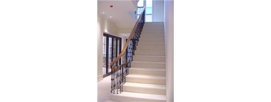 Superior Wrought Iron Staircase Railings