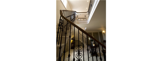 Traditional Style of Balustrade Railings