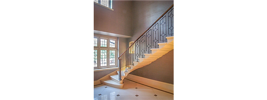 High Quality Staircase Balustrade for Natural Stone