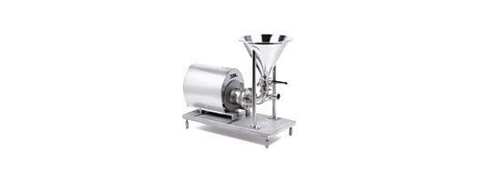 Mixers and High Shear Blenders