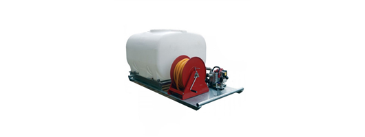 300 Litre Skid Mounted Dust Suppression Unit