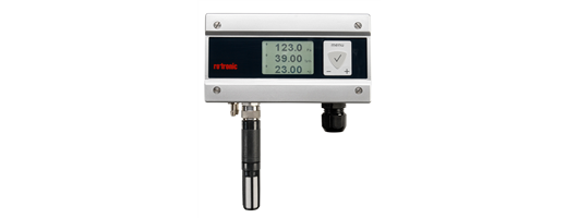 PF4 - Differential-Pressure Transmitter
