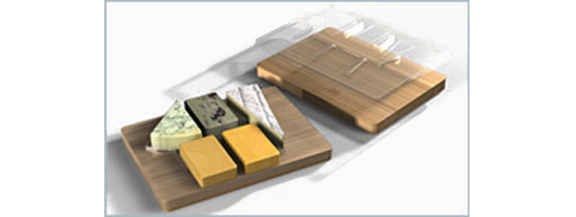 Cheeseboard Selection packaging