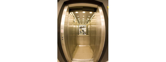 Passenger Lift for JD Sports